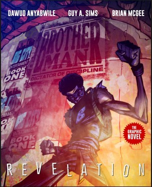 Brotherman: Revelation cover