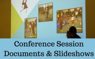Conference Session Documents and Slideshows