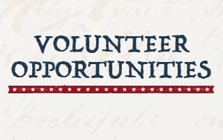 Volunteer Opportunities for 2018 VLA Conference
